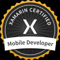 Xamarin Certified